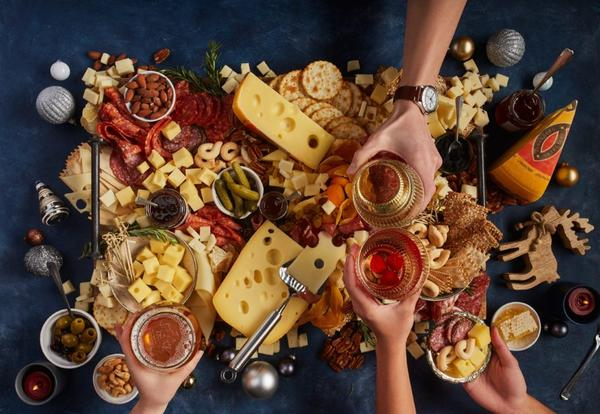 How to Spruce Up Your Cheese Board for the Holidays